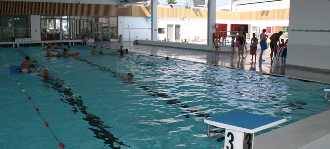 Horaire piscine baud la caserne des pompiers piscine for Piscine de grand champ