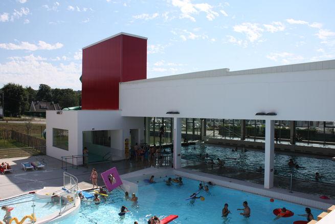 Horaire piscine baud la caserne des pompiers piscine for Piscine loudeac